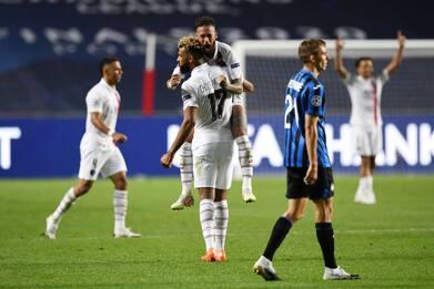 Atalanta-Psg 1-2: il risultato live della sfida di Champions League