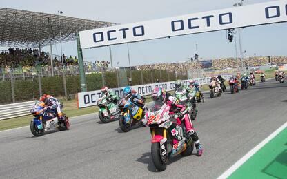 MotoGP, a Misano ammessi 10mila spettatori al giorno
