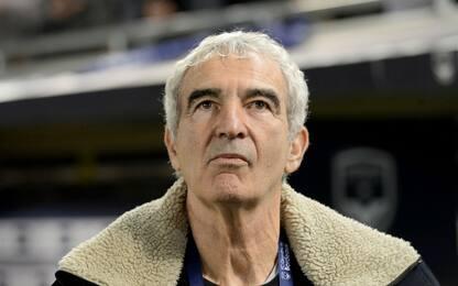 """Domenech attacca Gasperini : """"Grazie per i cambi"""". FOTO"""