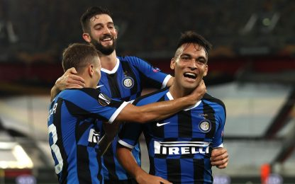 Inter-Shakhtar Donetsk 5-0: video, gol e highlights di Europa League