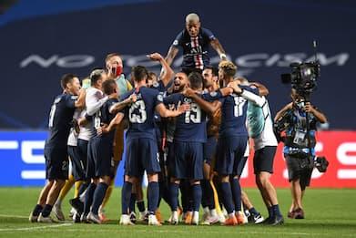 Lipsia-Psg 0-3: video, gol e highlights della partita di Champions