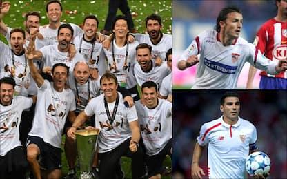 Siviglia vince Europa League e la dedica a Puerta e Reyes: chi erano