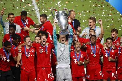 Champions League, Psg-Bayern Monaco 0-1: tedeschi campioni d'Europa
