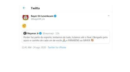 Finale di Champions, la gaffe di Neymar che confonde Bayer con Bayern