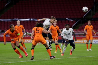 Nations League, Olanda-Italia 0-1. Decide un gol di Barella
