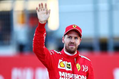 F1, Vettel correrà in Aston Martin dal 2021