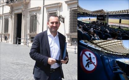 Coronavirus, ministro Spadafora riapre gli eventi sportivi al pubblico
