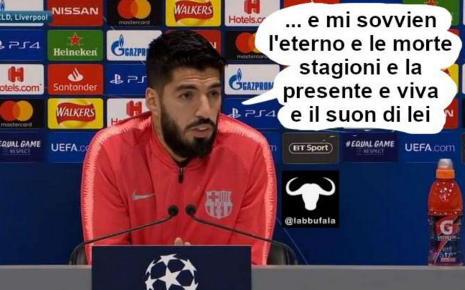 Caso Suarez Tutti I Meme Sull Esame Per Ottenere La Cittadinanza Italiana Foto