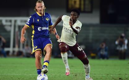 Caso Diawara, il giudice sportivo: Verona-Roma 3-0 a tavolino
