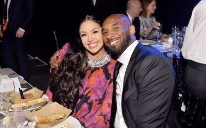 La vedova di Kobe Bryant fa causa allo sceriffo di Los Angeles