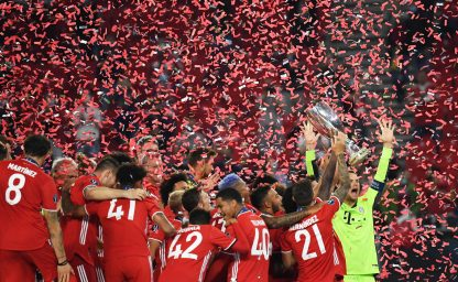 Bayern-Siviglia 2-1: video, gol e highlights della Supercoppa europea