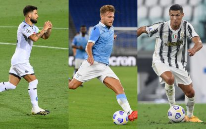 Serie A, le probabili formazioni della seconda giornata