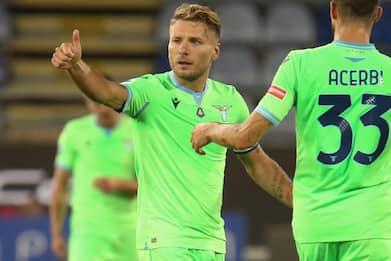 Cagliari-Lazio 0-2: video, gol e highligths della partita di Serie A