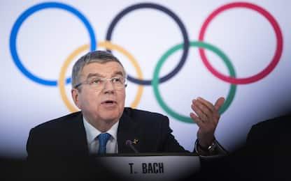 """Coni, presidente Cio Bach: """"Legge sport non rispetta Carta Olimpica"""""""