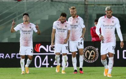 Crotone-Milan 0-2: video, gol e highlights della partita di Serie A