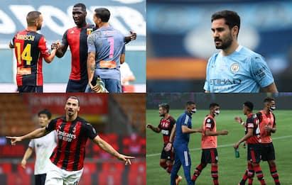 Coronavirus, dal Genoa al Flamengo: i positivi nel mondo del calcio