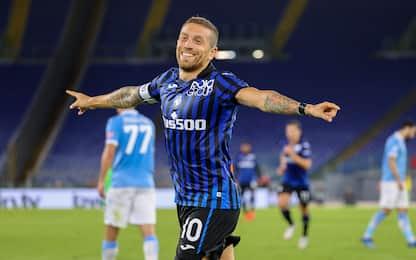 Lazio-Atalanta 1-4: video, gol e highlights della partita di Serie A