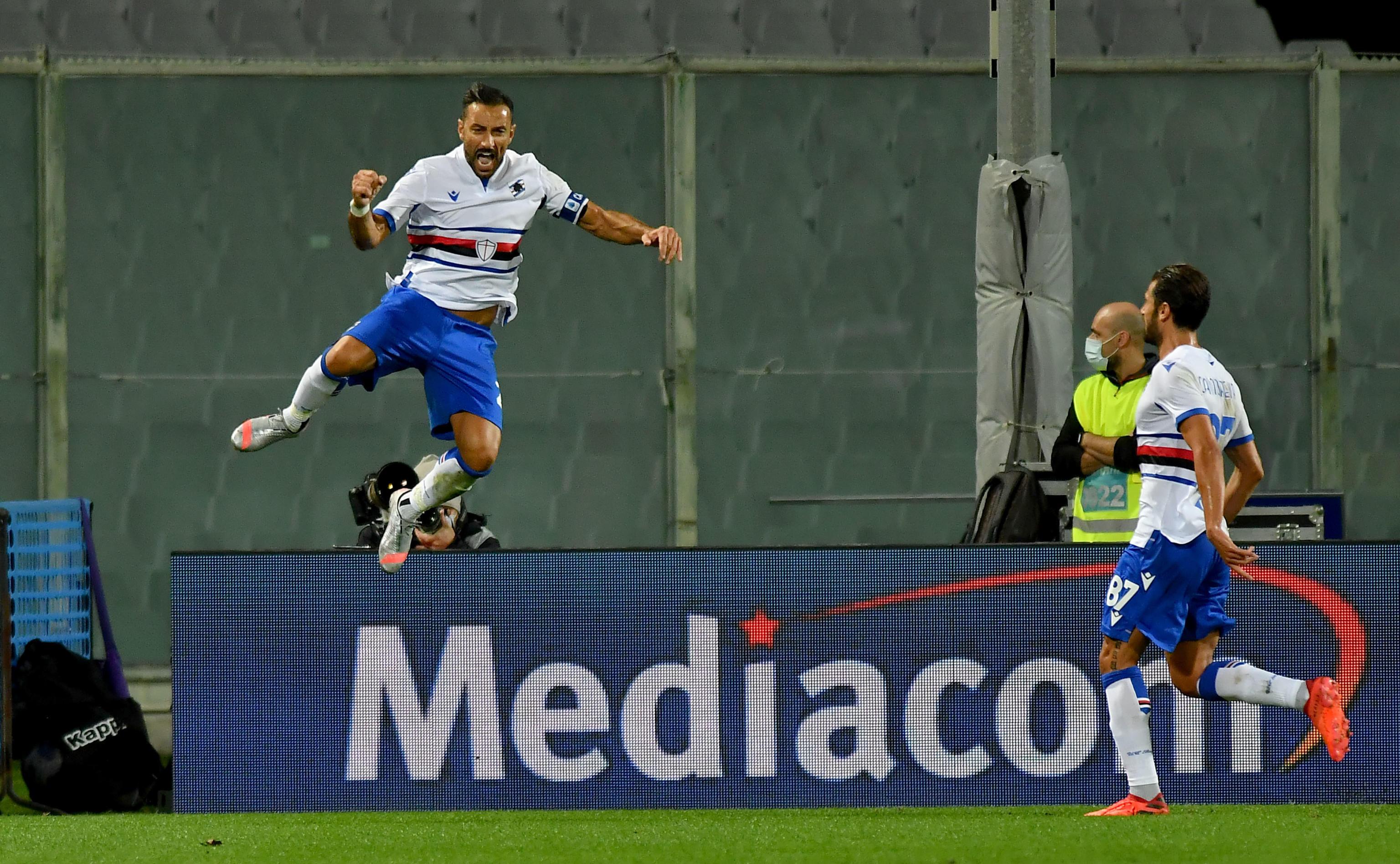 Fiorentina-Sampdoria 1-2: video, gol e highlights della partita di Serie A