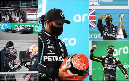 F1, Gp Eifel 2020: al Nürburgring trionfa Hamilton. FOTO