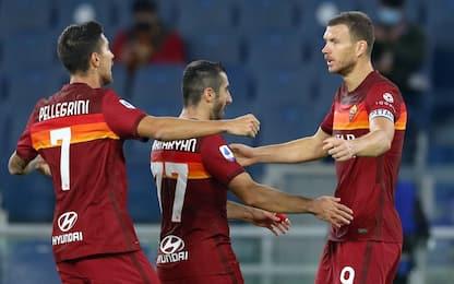 Roma-Benevento 5-2: video, gol e highlights della partita di Serie A