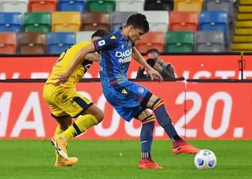 Udinese-Parma 3-2: video, gol e highlights della partita di Serie A