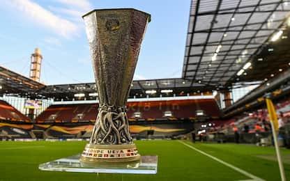 Comincia l'Europa League 2020/21: le dieci squadre favorite