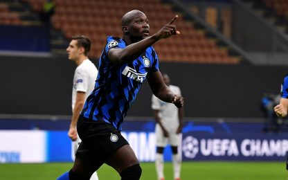 Inter-Borussia Moenchengladbach 2-2: video, gol e highlights