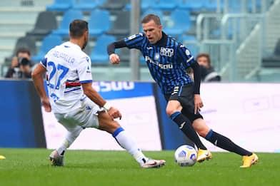 Serie A, Atalanta-Sampdoria 1-3: video, gol e highlights