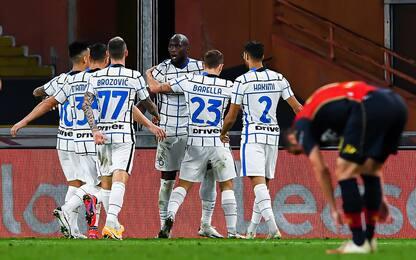 Genoa-Inter 0-2: video, gol e highlights della partita di Serie A