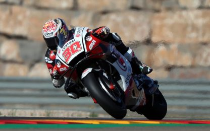MotoGp 2020, Gp Teruel: pole Nakagami. Video e highlights qualifiche