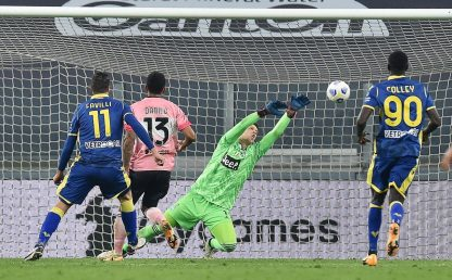 Juventus-Verona 1-1: video, gol e highlights della partita di Serie A