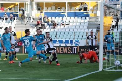 Parma-Spezia 2-2: video, gol e highlights della partita di Serie A