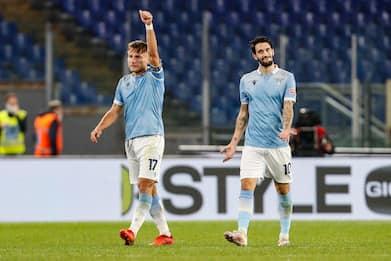 Serie A, Lazio-Bologna 2-1: i biancocelesti tornano alla vittoria