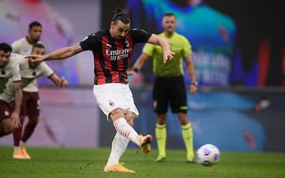 Milan-Roma finisce 3-3, gol e spettacolo a San Siro