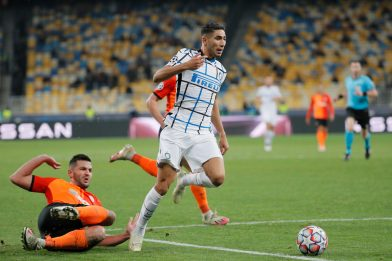 Shakthar Donetsk-Inter 0-0: video e highlights