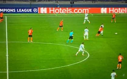 Champions League, Shakthar Donetsk-Inter 0-0: risultato in diretta