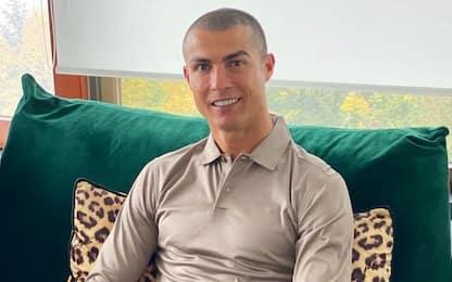 """Covid, Ronaldo positivo salta il Barça: """"Il tampone è una cavolata"""""""