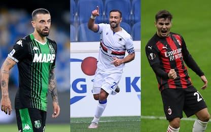 Serie A, le probabili formazioni della sesta giornata