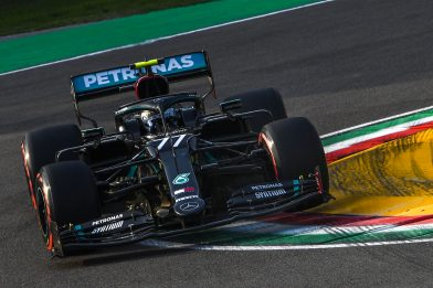 Formula 1, Gp d'Imola: Bottas in pole davanti a Hamilton. Leclerc 7°