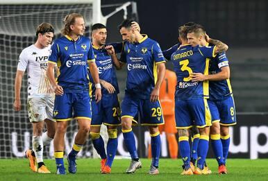 Verona-Benevento 3-1: video, gol e highlights della partita di Serie A