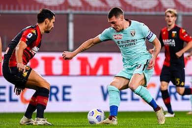 Genoa-Torino 1-2: video, gol e highlights della partita di Serie A