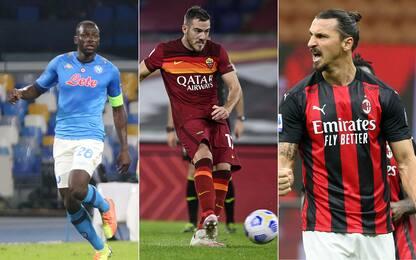 E.League: Roma-Cluj 5-0, Rijeka-Napoli 1-2. Milan-Lille 0-3. I GOL