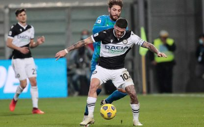 Serie A, Sassuolo-Udinese 0-0: video e highlights