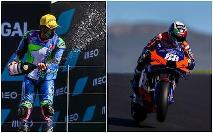 Bastianini campione del mondo di Moto2 in Portogallo. HIGHLIGHTS