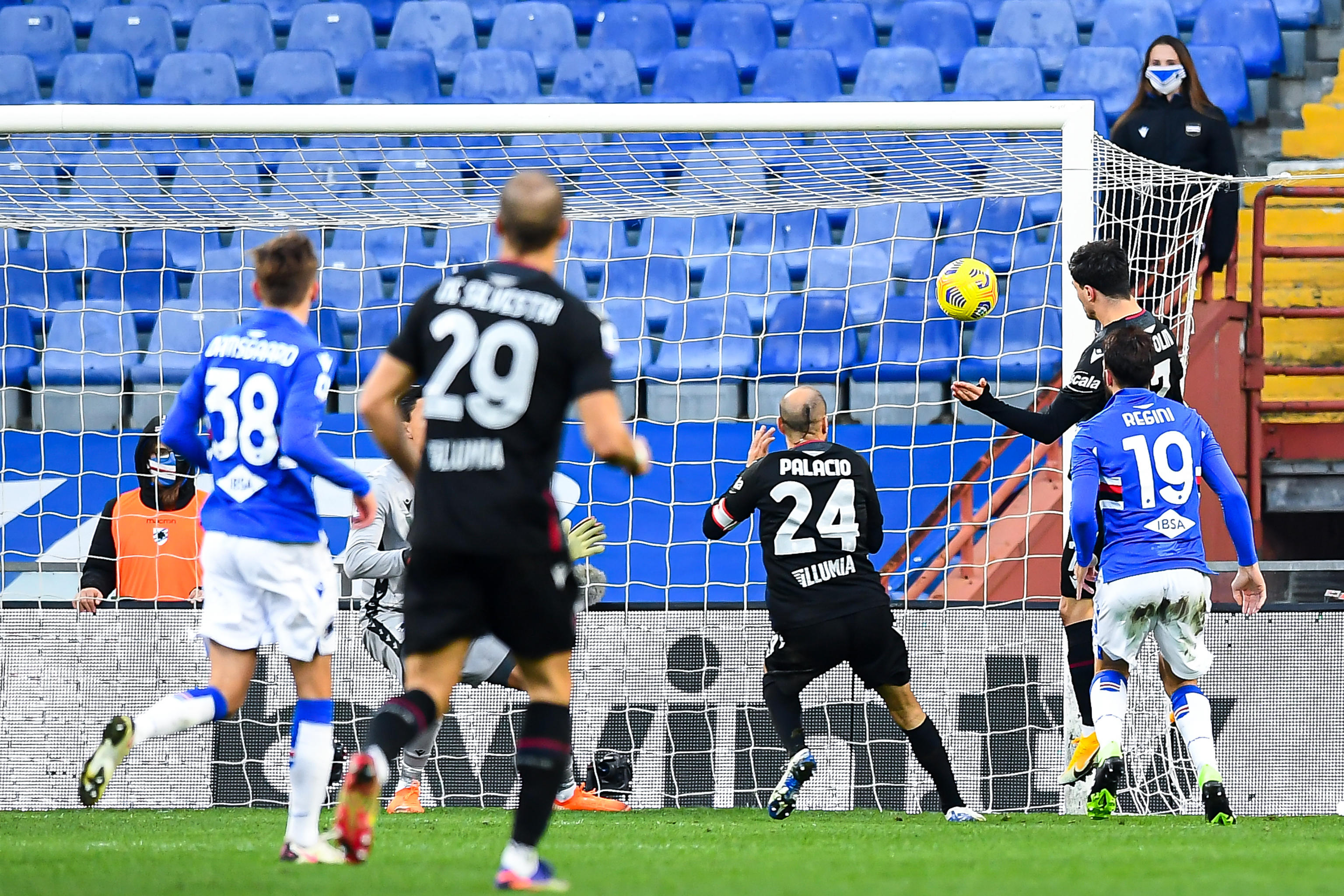 Serie A: Sampdoria-Bologna 1-2: gol e highlights dell'ottava giornata
