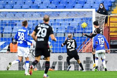 Sampdoria-Bologna 1-2: gol e highlights della partita di Serie A