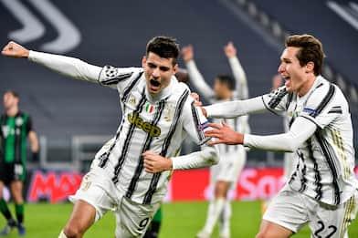 Champions League, Juventus-Ferencvaros 2-1: bianconeri agli ottavi