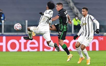 Champions League, Juventus-Ferencvaros 1-1. DIRETTA