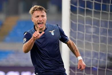 Champions League, Lazio-Zenit 3-1: Parolo e doppietta di Immobile