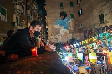 Morte Maradona: da Napoli a Buenos Aires, il pianto per Dieguito